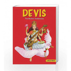 Large Print: Devis by Om Books Book-9788187108382