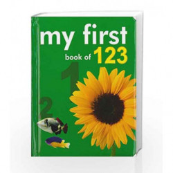 My First Book of 123 by Om Books Book-9789380069425