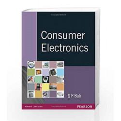 Consumer Electronics, 1e by Bali Book-9788131717592