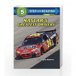 Nascar's Greatest Drivers (Step into Reading) by Angela Roberts Book-9780375848131