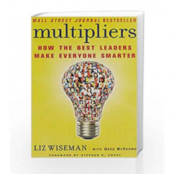 Multipliers by Liz Wiseman Book-9780062312693