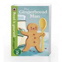 Read It Yourself the Gingerbread Level 2 by Ladybird Book-9780723272892