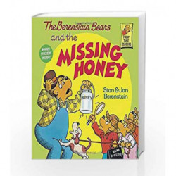 The Berenstain Bears and the Missing Honey (First Time Books(R)) by Stan Berenstain Book-9780394891330