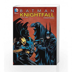 Batman: Knightfall Vol. 3: Knightsend by NA Book-9781401237219