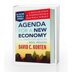 Agenda for a New Economy by David C. Korten Book-9781626561052
