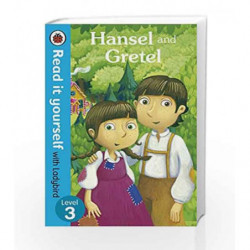 Read It Yourself Hansel and Gretel by NA Book-9780723273202