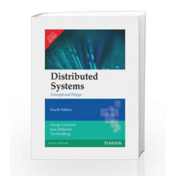 Distributed Systems: Concepts and Design, 4e by Coulouris Book-9788131718407