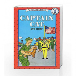 Captain Cat (I Can Read Level 1) by Syd Hoff Book-9780064441766