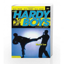 9: Martial Law (Hardy Boys (All New) Undercover Brothers) by Franklin W. Dixon Book-9781416903987