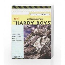 186: Hidden Mountain (Hardy Boys) by Franklin W. Dixon Book-9780689867378