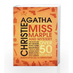 Miss Marple and Mystery: The Complete Short Stories by Agatha Christie Book-9780007284184