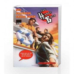 The Caribbean Cruise Caper (Hardy Boys) by Franklin W. Dixon Book-9780671025496