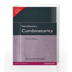 Introductory Combinatorics, 4e by Brualdi Book-9788131718827