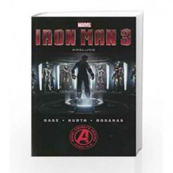 Marvel's Iron Man 3 The Movie Prelude by Pilgrim, Will & Gage, Christos & Rasonos, Ramon Book-9780785165514