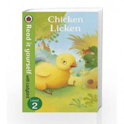 Read It Yourself Chicken Licken (mini Hc) by Ladybird Book-9780723272977