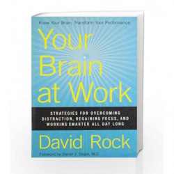 Your Brain at Work by David Rock Book-9780062312822