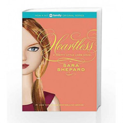 Pretty Little Liars #: Heartless by Sara Shepard Book-9780061566165