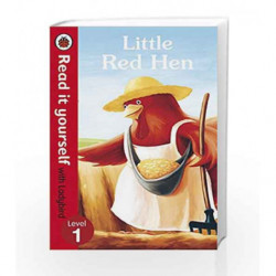 Read It Yourself Little Red Hen Level 1 (mini Hc) by Ladybird Book-9780723272700