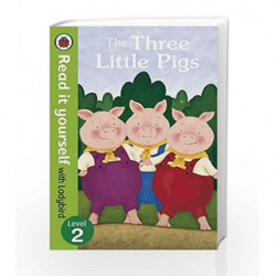 Read It Yourself the Three Little Pigs (mini Hc) by NA Book-9780723272953
