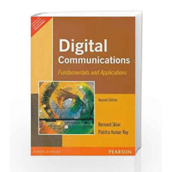 Digital Communications: Fundamentals & Applications, 2e by Sklar & Ray Book-9788131720929