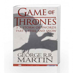 Game of Throne: A Storm of Swords - Part 1 (A Song of Ice and Fire) by George R.R. Martin Book-9780007483846