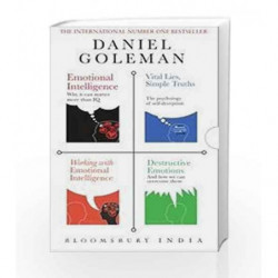 Daniel Goleman (Set of 4) by Daniel Goleman Book-9789382951766