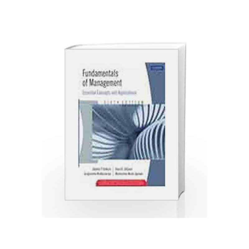 Fundamentals of Management (Old Edition) by Stephen P. Robbins Book-9788131721469