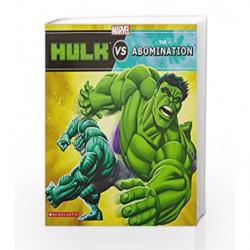 Hulk Vs The Abomination by NA Book-9789351031116
