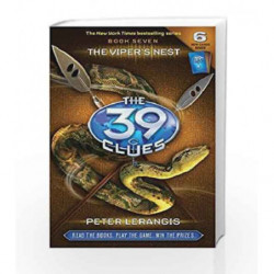 The Vipers Nest (The 39 Clues - 7) by Peter Lerangis Book-9780545060479