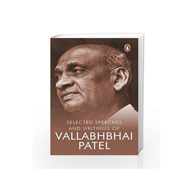 WORDS OF FREEDOM: IDEAS OF A NATION :  Vallabhbhai Patel by PATEL VALLABHBHA Book-9780143414018
