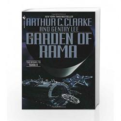 The Garden of Rama by Arthur C. Clarke Book-9780553298178