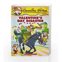 Valentine's Day Disaster: 23 (Geronimo Stilton) by Geronimo Stilton Book-9780439691475