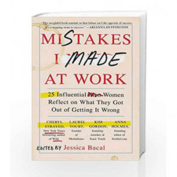 Mistakes I Made at Work by Jessica Bacal Book-9780142180570