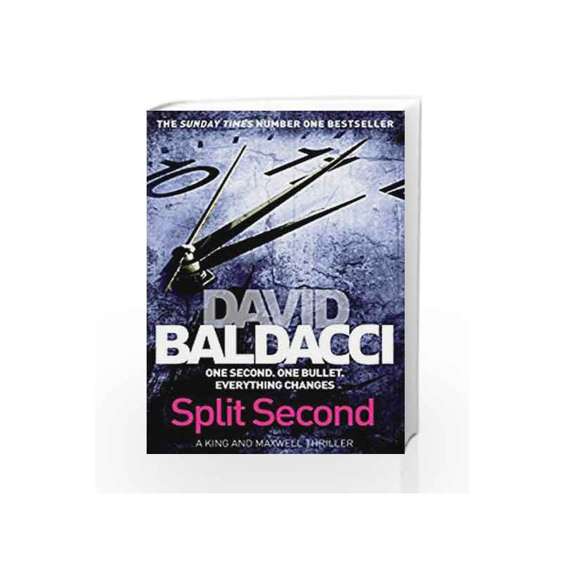 baldacci sean king and michelle maxwell series