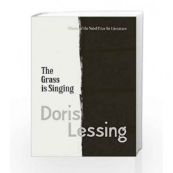 The Grass is Singing by Doris Lessing Book-9780007594467