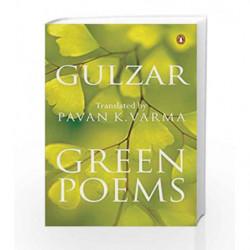 Green Poems by GULZAR Book-9780143422822