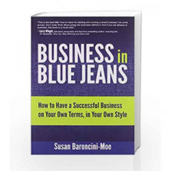 Business in Blue Jeans by Baroncini Susan Book-9789383359073