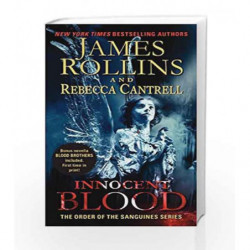 Innocent Blood (Order of the Sanguines Series) by James Rollins Book-9780061991073