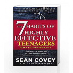 The 7 Habits Of Highly Effective Teenagers by Sean Covey Book-9781471136870
