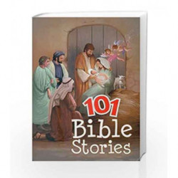 101 Bible Stories by Om Books Book-9789380069876