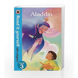 Aladdin: Read it Yourself with Ladybird (Level3) by Ladybird Book-9780723280828