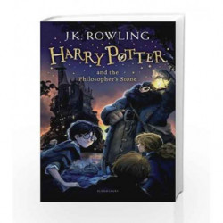 Harry Potter and the Philosopher's Stone by J.K. Rowling Book-9781408855652