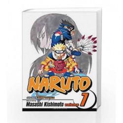 Naruto 07 by Masashi Kishimoto Book-9781591168751