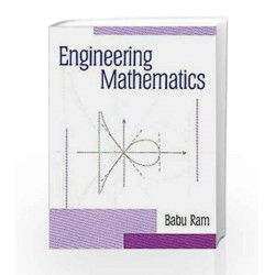 Engineering Mathematics by Babu Ram Book-9788131726914