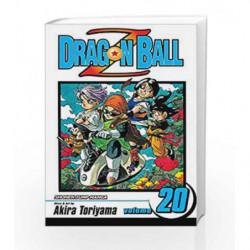 Dragonball Z 20 by Akira Toriyama Book-9781591168089