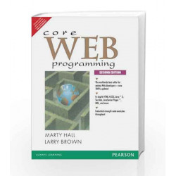 Core Web Programming, 2e by Hall Book-9788131727089