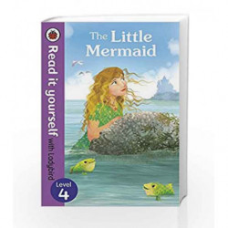 The Little Mermaid: Read it Yourself with Ladybird (Level4) by Ladybird Book-9780723280712