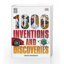 1000 Inventions and Discoveries by Bridgman, Roger Book-9781409350705
