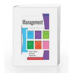 Management, 10e by Robbins/Vohra Book-9788131727201