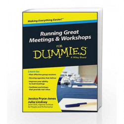 Running Great Meeting & Workshops for Dummies by NILL Book-9788126550470
